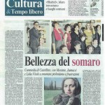 Corriere della Sera La bellezza del Somaro