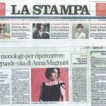 La Stampa di Torino 2012