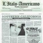 L' Italo Americano 2012