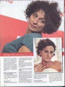 Lidia Vitale intervista su TOP