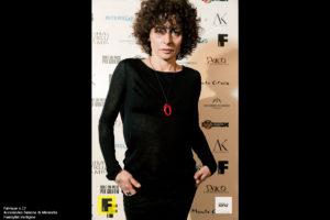 Lidia Vitale - Fantafestival 2015 Rome dress Federica Tosi