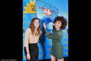 Lidia Vitale con Blu Yoshimi for ARMSTRONG