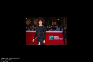 Lidia Vitale attrice Rome Film Fest Premiere 2017