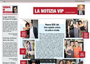 la notizia vip Lidia Vitale Actress