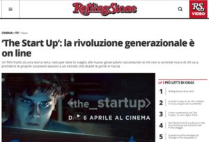Lidia Vitale The Start Up: la rivoluzione generazionale è on line Rolling Stone