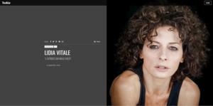 Lidia Vitale - l'attrice dai mille volti